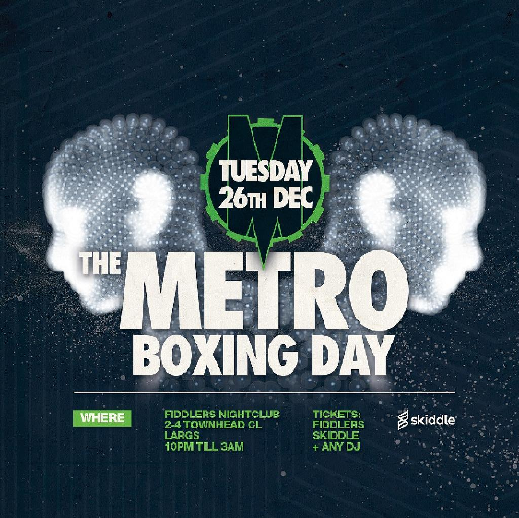 METRO BOXING DAY REUNION