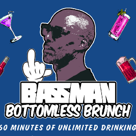 Bassmans Bottomless Brunch Bristol