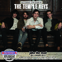 Department S Club Night ✰ The Temple Keys ✰