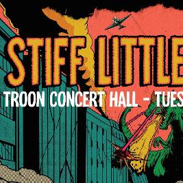 Stiff Little Fingers plus support Tickets | Troon Concert Hall Troon  | Tue 16th March 2021 Lineup