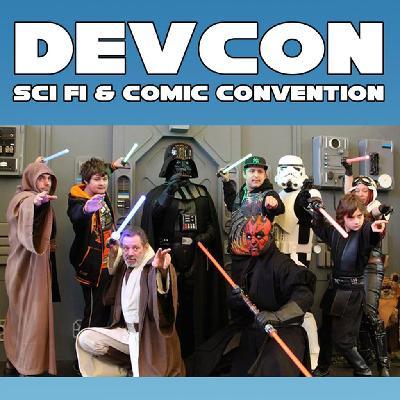 DEVCON SCI-FI, FILM & COMIC FAIR | Plymouth Guildhall