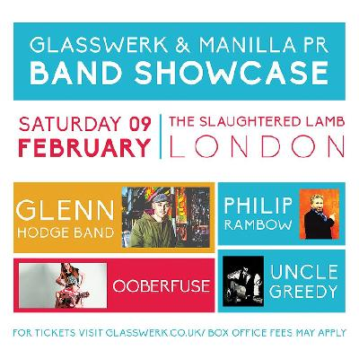 Glasswerk x Manilla PR Glenn Hodge Banned, Philip Rambow & More