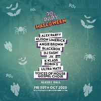 90s Baby Halloween - Albert Hall