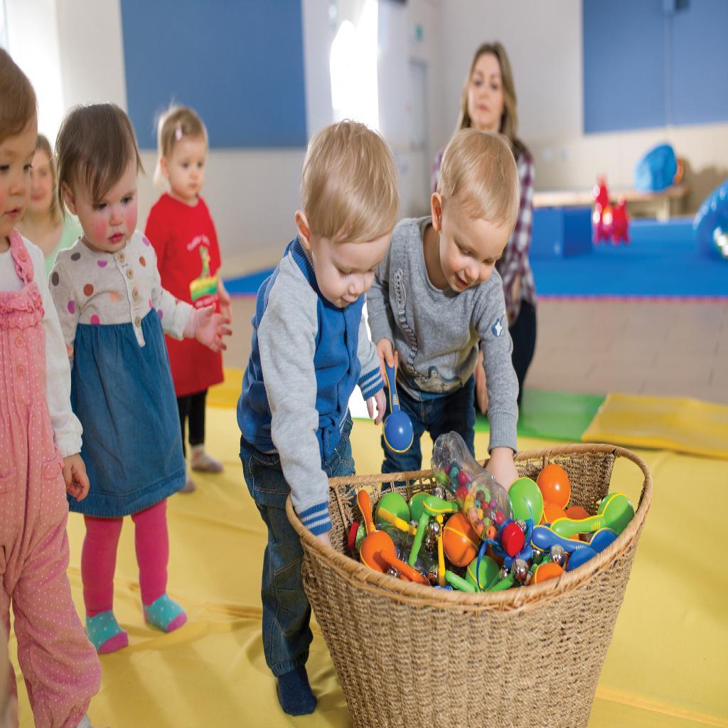 Toddler Sense Autumn term FRiday 11.15am class *
