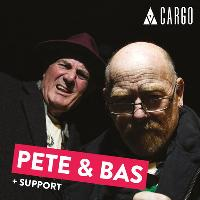 pete & bas headlining easter special