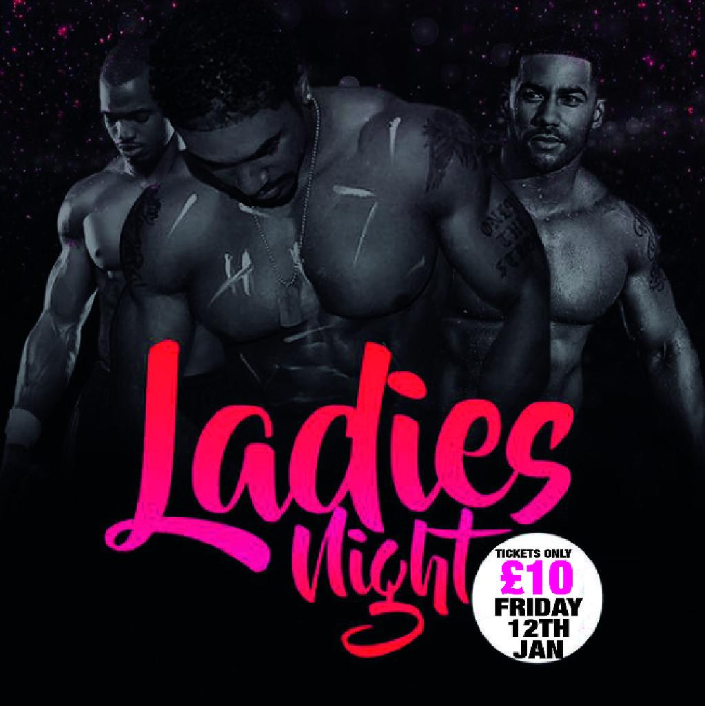 xxx ladies night tickets | ironworks oswestry oswestry | fri 12th