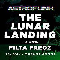 Astrofunk Lunar Landing (+Special Guest)