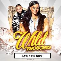 Wild Thoughts. Central London. Farringdon. £5