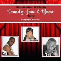 Comedy, Jam & Game Show