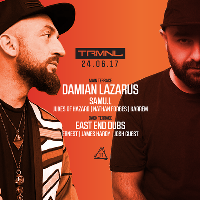 TRMNL - Damian Lazarus | East End Dubs
