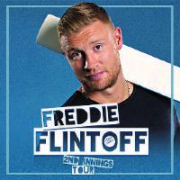 Freddie Flintoff - 2nd Innings - Wolverhampton