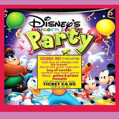 Disney & Unicorn Party