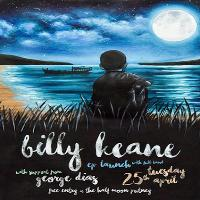 Billy Keane ep Launch with support from George Diaz