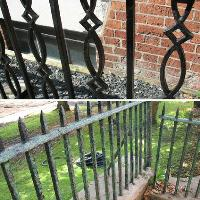 Winckley Square Heritage Awareness- Cast Iron Products
