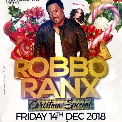 Robbo Ranx Christmas Pre New Year Special Tickets | O2 Academy 2 ...