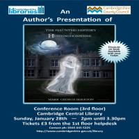 The Haunted History of Huntingdonshire - Author's Presentation