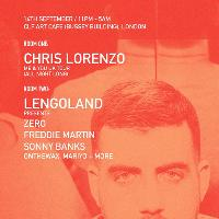 Southbound with Chris Lorenzo (Me & You UK Tour) and Lengoland