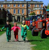 Newby Hall Tractor Fest