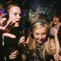 Sheffield Silent Disco - A Level Results Party!