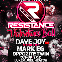 Resistance Valentines Ball