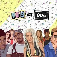 Throwback: 90s vs 00s (Keele)