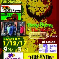 Reggae Night Fundraiser in aid of Mums in Need