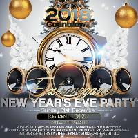 Extravagance - New Years Eve Party (Playaz Parties)