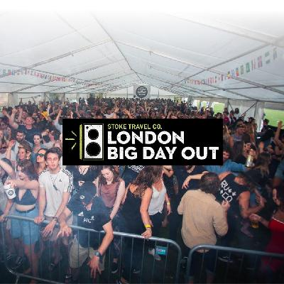 Dune Rats at London Big Day Out