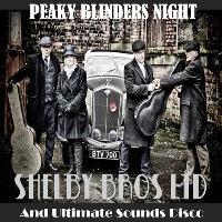 Peaky Blinders Theme Night