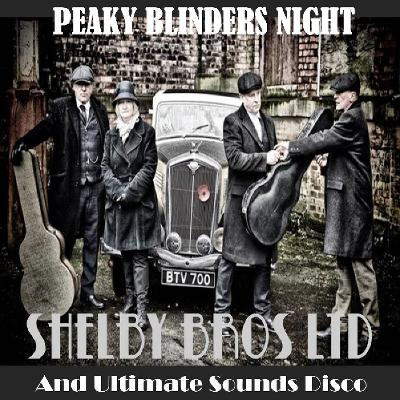 Peaky Blinders Theme Night