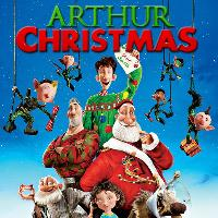 Festive Film: Arthur Christmas [U]
