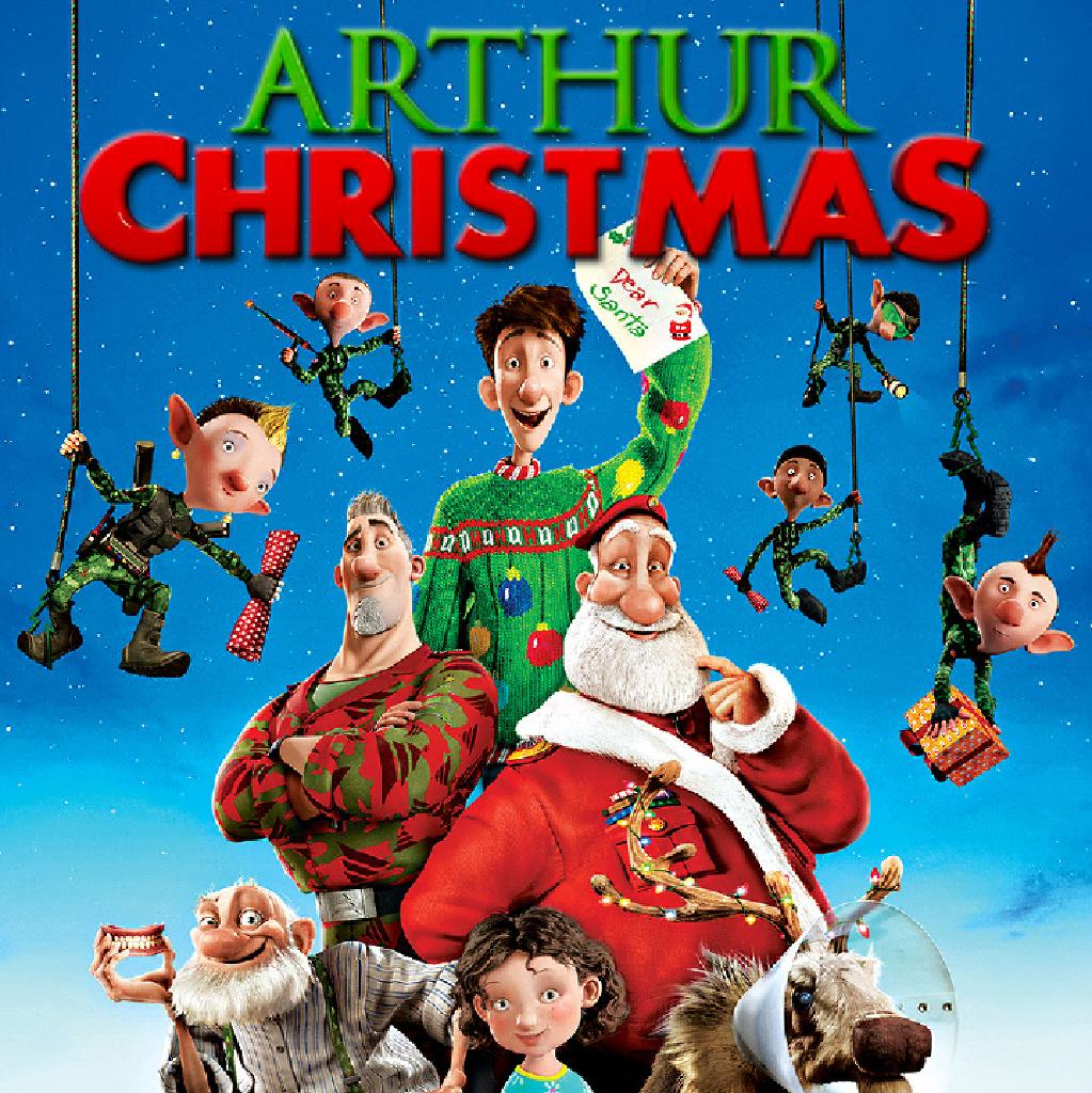 festive film arthur christmas u bacon theatre cheltenham wed 19th december 2018 lineup - Arthur Christmas Full Movie Online