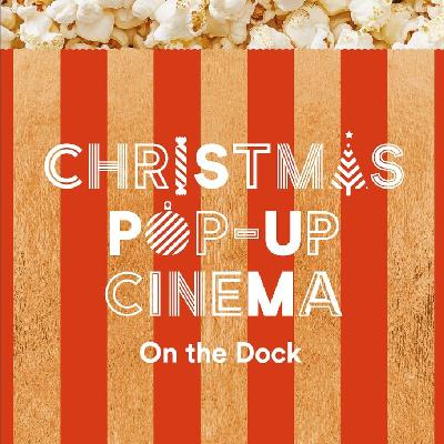 Christmas Floating Cinema at Albert Dock