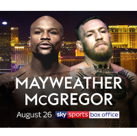 Mayweather Vs Mcgregor Live at MACs Burnley