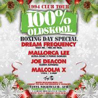 1994 100% Oldskool Club Tour