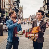 Thom Morecroft and Chris Tavener Live