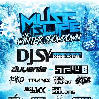 MUSIC IS LIFE - The winter showdown