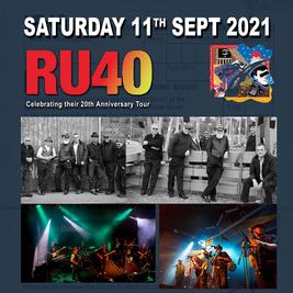 RU40 - UB40 Tribute