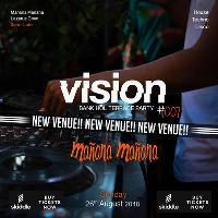 Vision: Terrace Party #007 | Mañana Mañana