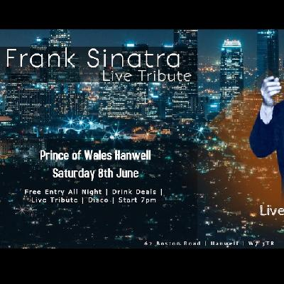 Frank Sinatra / Rat Pack Tribute Night!