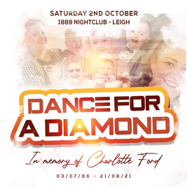 DANCE FOR A DIAMOND CHARLOTTE FORD