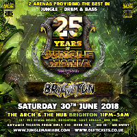 25 Years of Jungle Mania