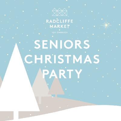 SENIORS CHRISTMAS PARTY