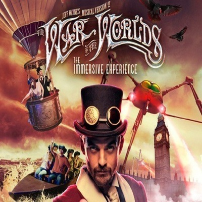 Get ready to feel all senses fired as we transport you to another world when Martians invaded London in 1898 and very nearly won. The War of The W...