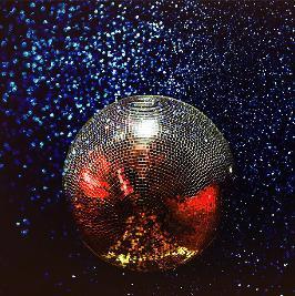 NYE Glitterball