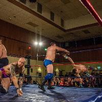 Live Wrestling in South Woodham Ferrers!