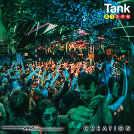 Bou & Corrupt UK! Tank & Creation Official Opening Party!