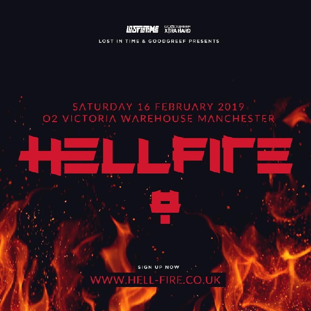 Lost In Time & Goodgreef Xtra Hard Presents: Hellfire