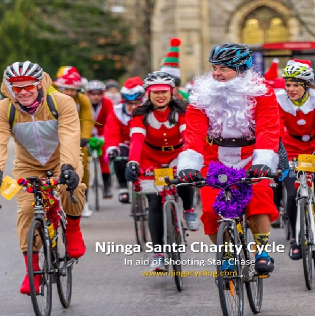 Njinga s Charity Santa Cycle 2018  de5dfe134