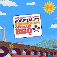 Hospitality Birmingham Open Air BBQ